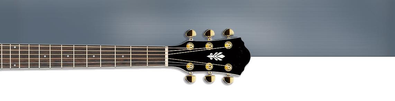guitar neck - header atlanta rehearsals